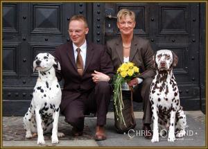 Hochzeitsfoto Michael und Karola Lehmann