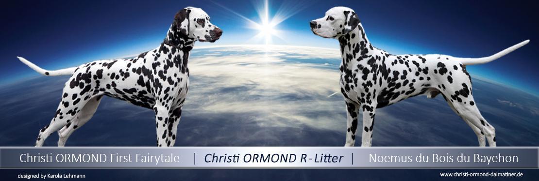 Christi ORMOND R - Litter