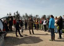 Einweisung der Teilnehmer und Sicherheitsbelehrung