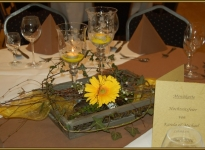 Our unforgettable wedding celebration in a country house Heidehof
