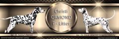 Christi ORMOND P - Litter