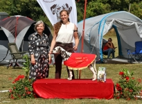 6. Regional Group Dog Show in Schöningen and video impressions - Germany